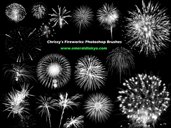 chrissy's-fireworks-ps-brushes-