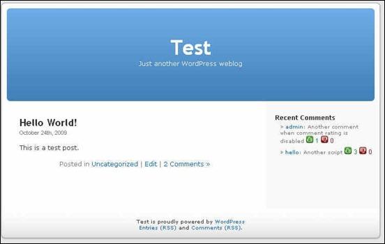 comment-rating-widget