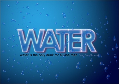 create-a-cool-water-effect