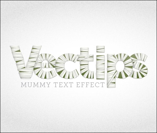 create-mummy-text-effect