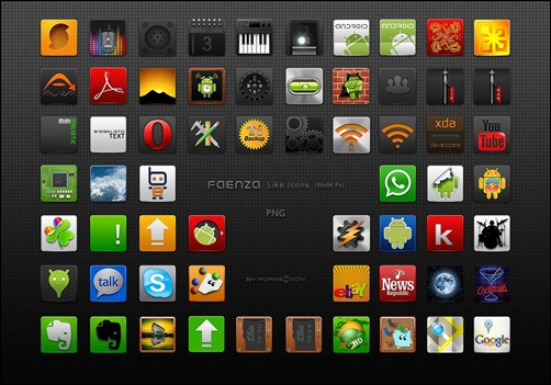 faenza-like-icons