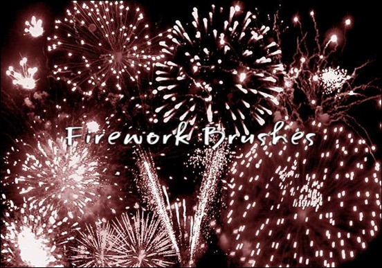 firework-brushes