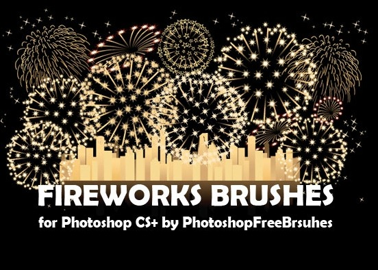 fireworks-picture-brushes