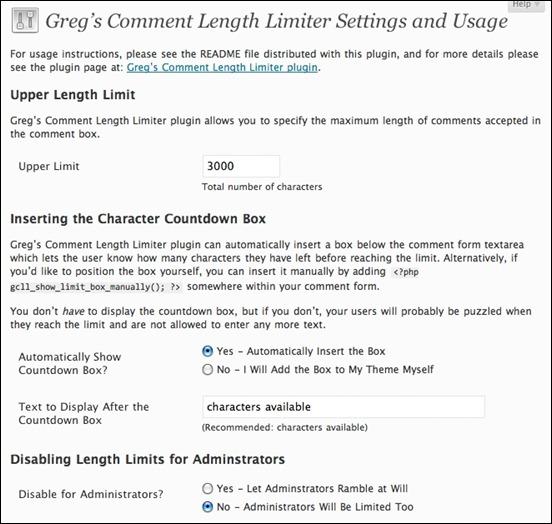 greg's-comment-length-limiter