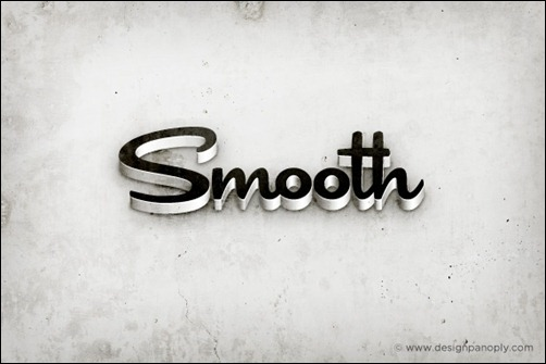 grungy-3d-text-in-illustrator