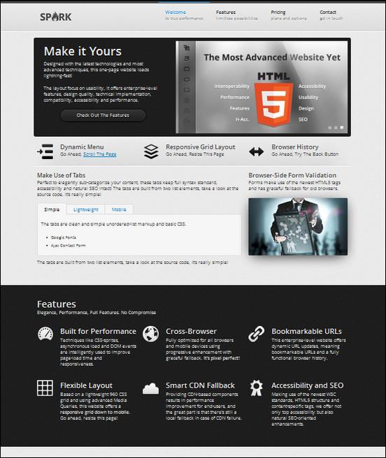spark-responsive-onepage-html5-wordpress-theme
