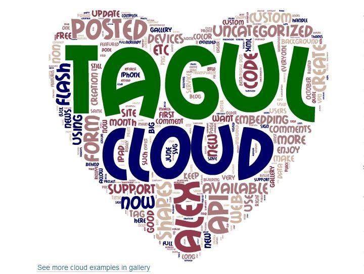 14 Cool Word Cloud Generators | Tripwire Magazine