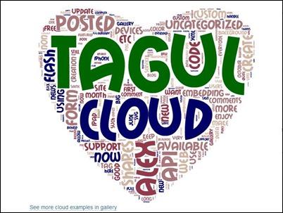 tagul-word-cloud