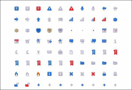 111-free-e-commerce-icons