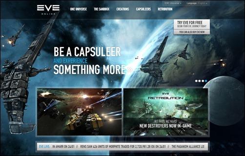 EVE-Online-gaming-websites