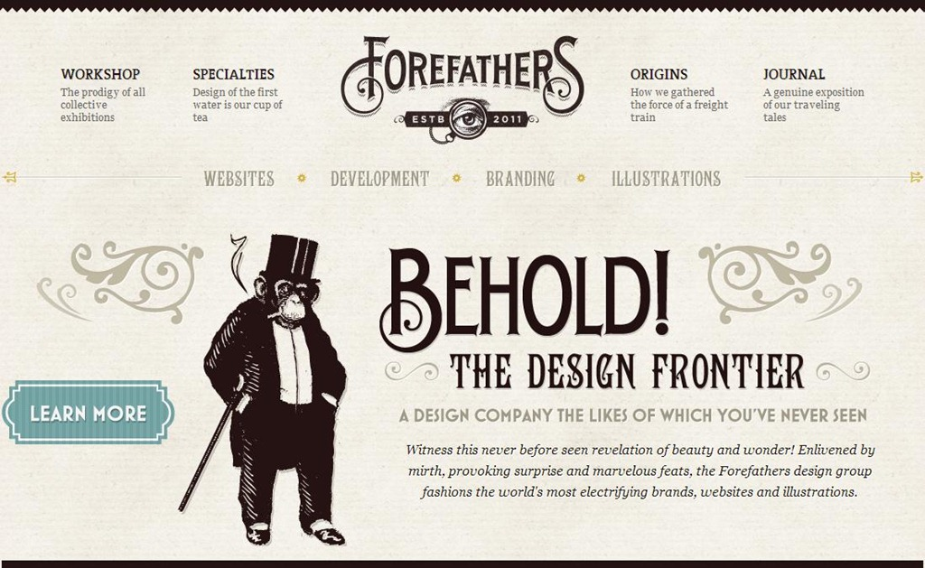 30+ Creative and Inspiring Web Design Portfolio Websites