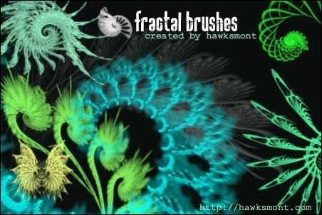 Fractal-Brushes-I