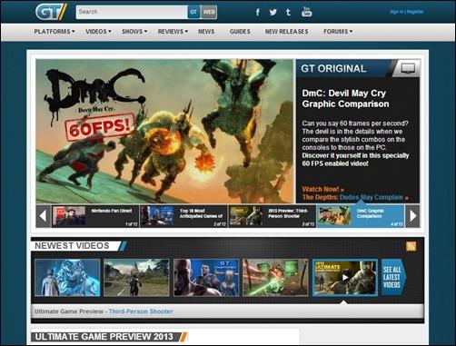 Game-Trailers-gaming-websites