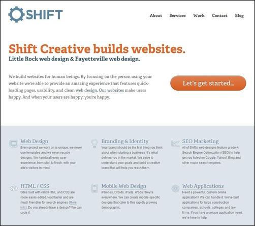 Shift-Creative