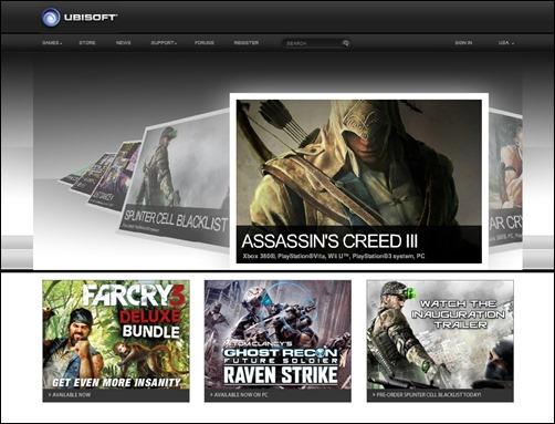 Ubisoft-gaming-websites