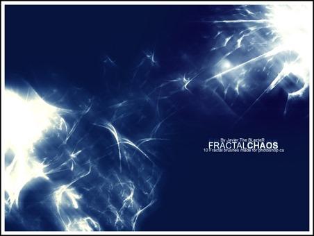 chaos-fractals