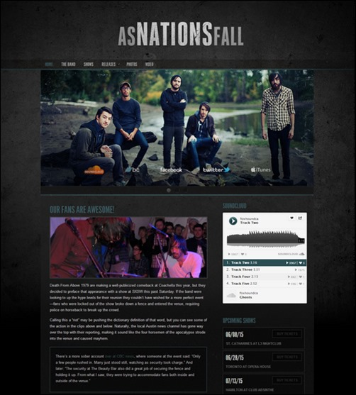 dark-gritty-wordpress-theme