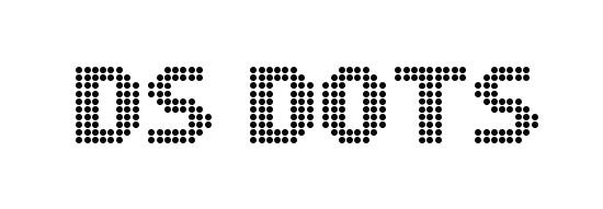 50 Awesome LED Digital Fonts for Designers | Tripwire Magazine