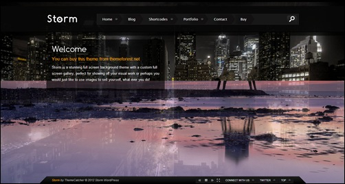 storm-dark-wordpress-theme