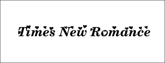 times-new-romance-