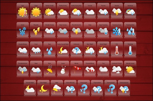 weather-icon-set