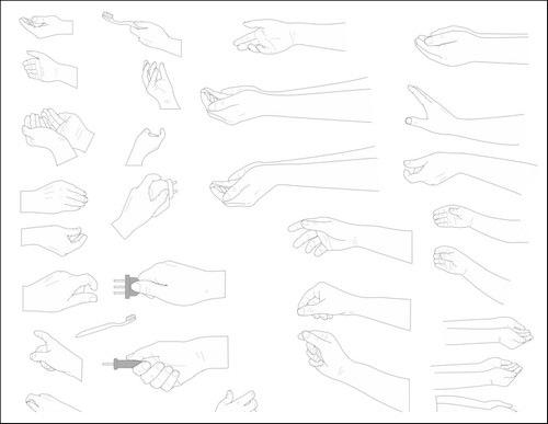 -hand-vectors-sets