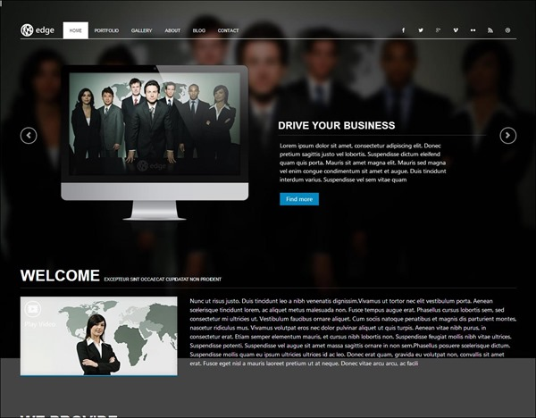 Edge-Corporate-Web-Template