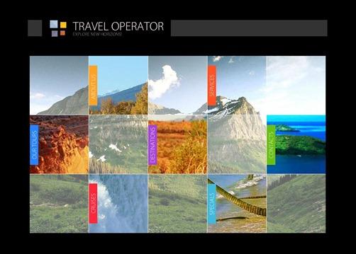 Travel-Operator