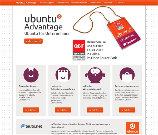 Ubuntu-Advantage