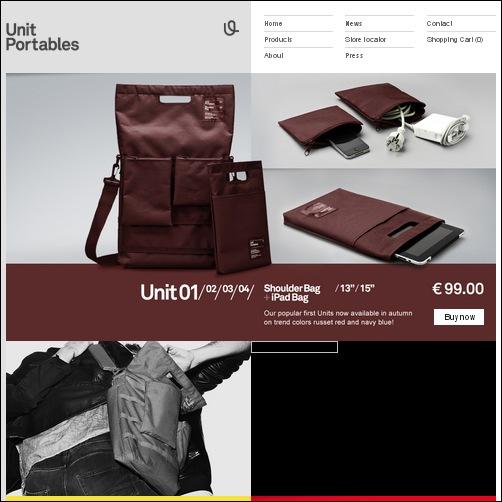 Unit portables