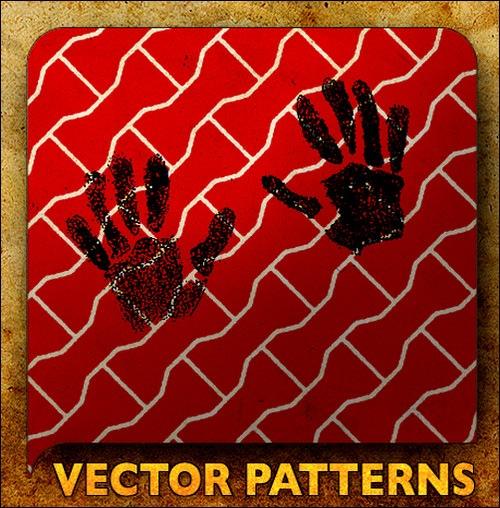 Vector-hand-patterns