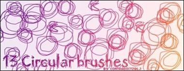 circular-brushes