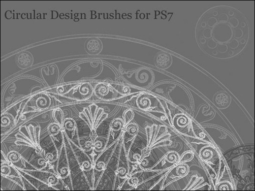 circular-design-brushes