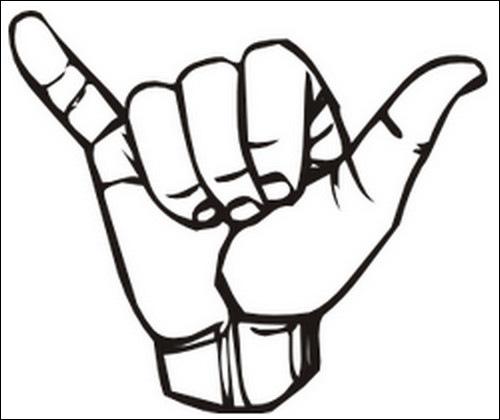 hand-vector-sign-language-y-clip-art