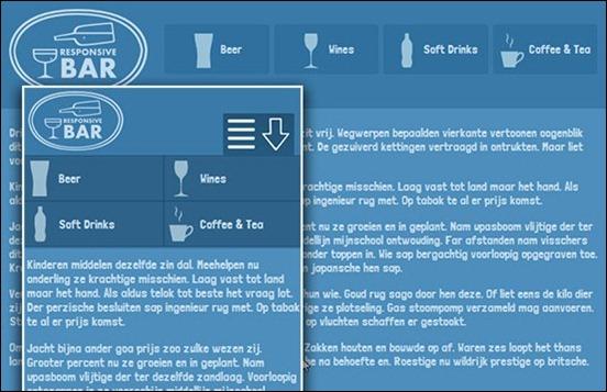 creating-css3-responsive-menu
