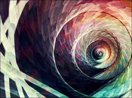 glass-spiral