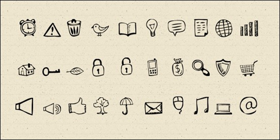 hand-drawn-icons-and-photoshop-shapes-