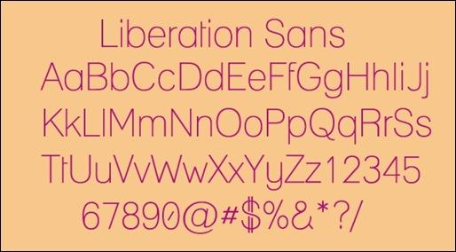 liberation-sans-