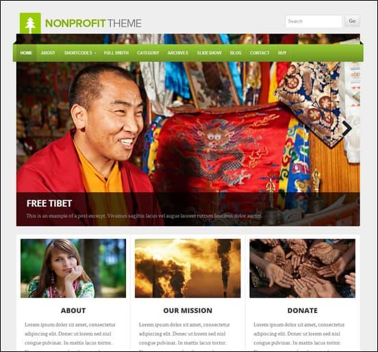 non-profit-theme