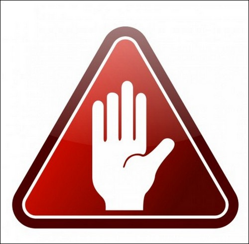 vector-red-triangle-hand-icon