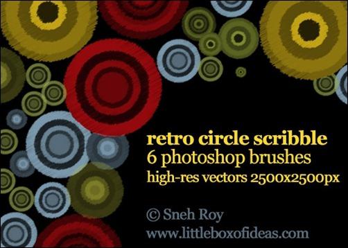 retro-circle