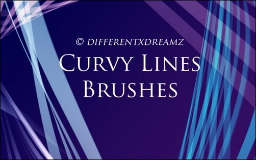 curvy-lines-brushes