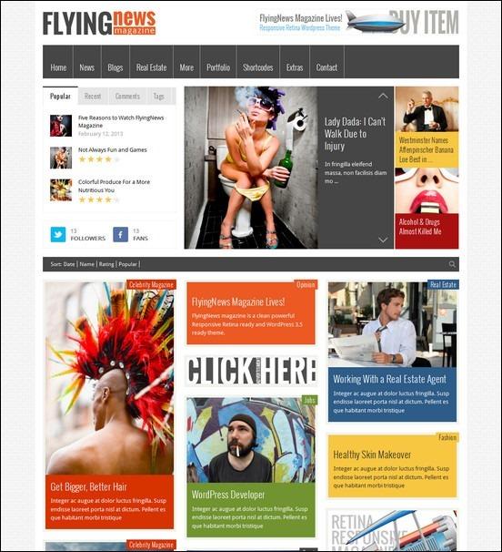 flyingnews-responsive-wordpress-magazine