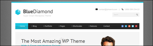70+ Best HTML5 WordPress Themes – Want A Modern Website?
