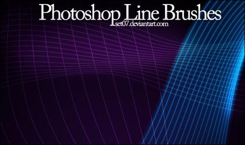 line-brushes