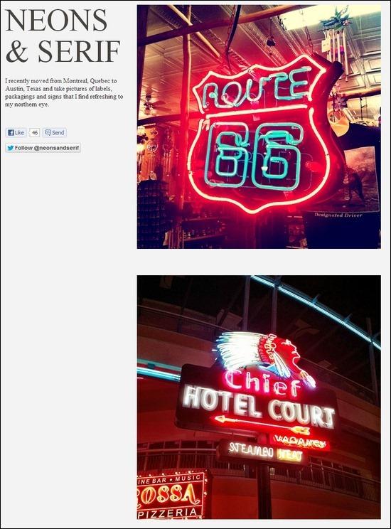 neons-and-serif