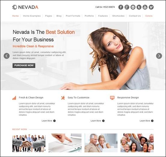 nevada-responsive-wp-theme