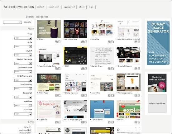 selected-web-design