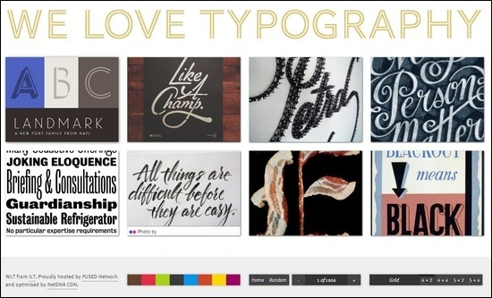 we-love-typography