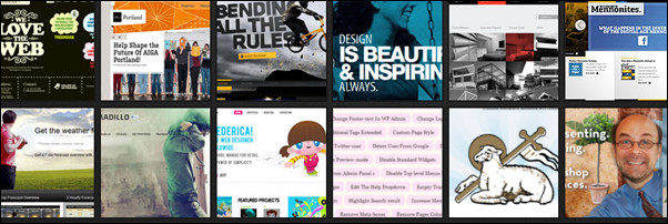 40+ Web Design Galleries – Submit Your Website or Find Inspiration